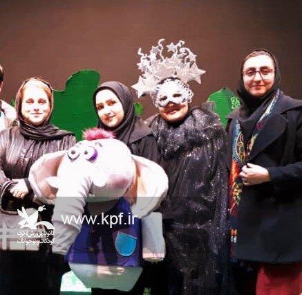 راهیابی طرح نمایش«بنگ بنگ»به فهرست آثار پذیرفته شده در هجدهمین جشنواره بین المللی نمایش عروسکی تهران- مبارک