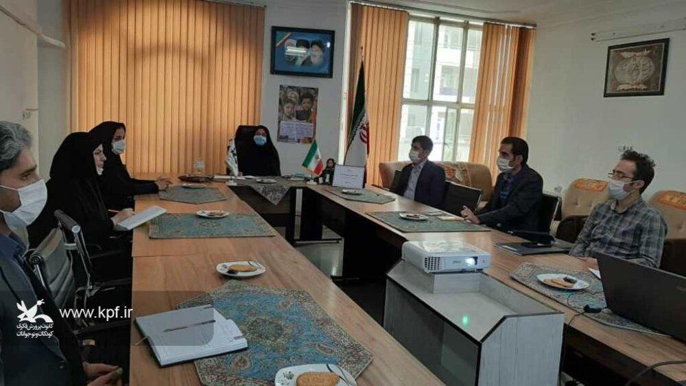 جلسه کارگروه توسعه مدیریت در کانون خراسان جنوبی برگزار شد