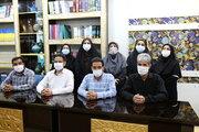 گرامیداشت هفته دولت در کانون استان بوشهر