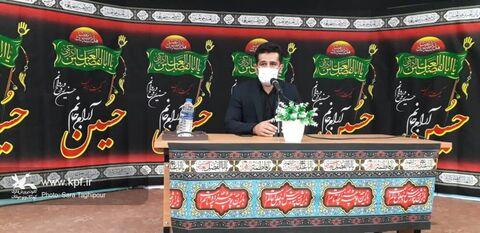 ویژه برنامه «سرود سرخ سپید» در کانون پرورش فکری کودکان و نوجوانان خوزستان