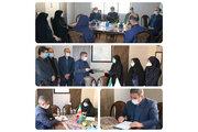مدیرکل کانون و مدیر شعب بانک کشاورزی استان همدان، تفاهمنامه فرهنگی امضا کردند