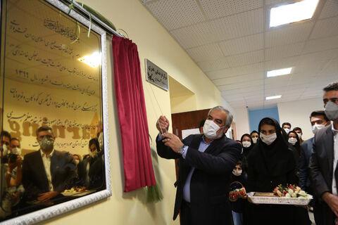 افتتاح پروژه مرکز شماره 4 و شماره 5 کانون سنندج و کانون زبان ایران شعبه سنندج به روایت تصویر