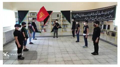 بزرگداشت ایام شهادت حضرت ابا عبدا... الحسین (ع) در مراکز کانون آذربایجان شرقی