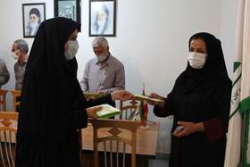 از کارمندان کانون استان کردستان تقدیر شد