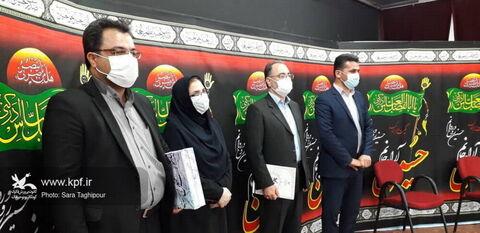 آیین تودیع و معارفه معاون اداری مالی کانون خوزستان در اهواز
