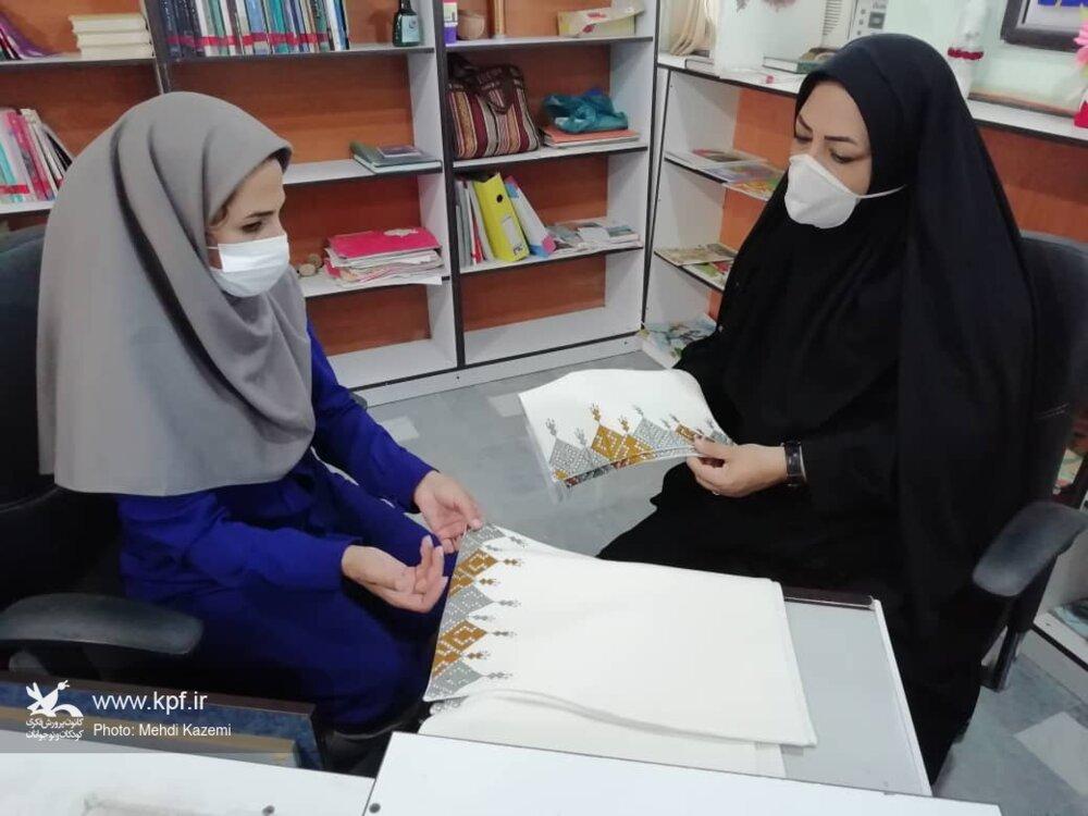 احیای صنایع دستی بومی راهکارهای برای تحقق شعار کانون