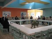 بازدید شهردار فرخشهر از کانون پرورش فکری کودکان و نوجوانان