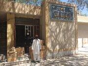 طراوت مراکز کانون پرورش فکری سیستان و بلوچستان با توزیع۱۴۰۰۰ هزار جلد کتاب