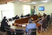 دومین جلسه «کارگروه سلامت اداری وصیانت از حقوق شهروندی»