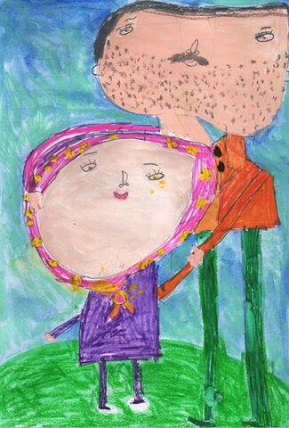 «حنانه عشقی» ۱۰ ساله از مرکز چالدران کانون استان آذربایجانغربی از بیستمین مسابقه نقاشی محیط زیست کودکان جی کیو ای ژاپن دیپلم افتخار گرفت
