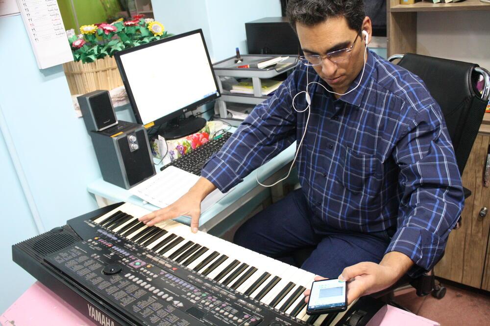 برگزاری دومین نشست مجازی انجمن سرود کانون استان قزوین