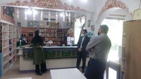 بررسی وضعیت مراکز فرهنگی هنری کانون مازندران در بازید سرزده مدیرکل