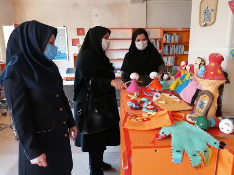 بازدید مدیرکل کانون استان کرمانشاه از روند ساخت مرکز جدید کانون پرورش فکری شهرستان زلزلهزده سرپلذهاب