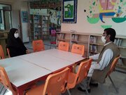 کارگاه آموزش صنایع دستی برای اعضای مرکز فرهنگیهنری میرجاوه برگزار میشود