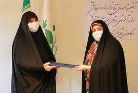 گسترش همکاری های کانون تهران و آموزش و پرورش استثنایی