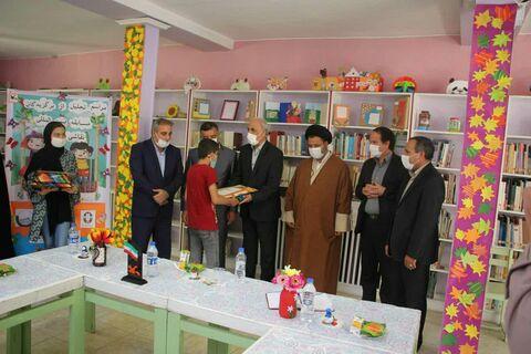 گزارش تصویری بازدید مدیرکل کانون آذربایجانغربی از مراکز کانون شمال استان
