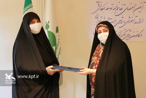 امضا تفاهم نامه توسعه همکاری آموزش و پرورش استثنایی و کانون استان تهران