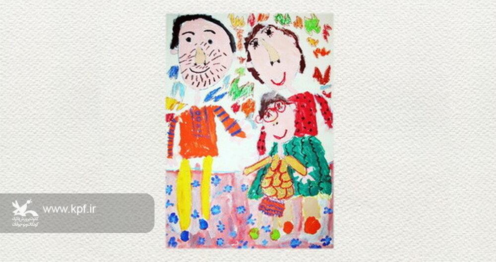 درخشش کودک هنرمند تهرانی در بلغارستان