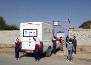 کتابخانه های سیارکانون لرستان میهمان کودکان ونوجوانان روستا شدند