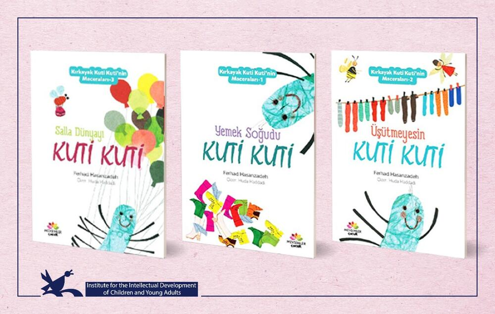"""The Collection of """"Kooti Kooti Tales"""" is Published in Istanbul Turkish."""
