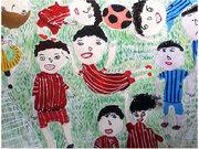 درخشش عضو کانون لرستان در نمایشگاه بینالمللی نقاشی کودکان آسیایی ۲۰۲۰