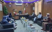 هم صدایی مسئولین شهرستان بندر خمیر برای مطالبه مرکز فرهنگی هنری کانون پرورش فکری
