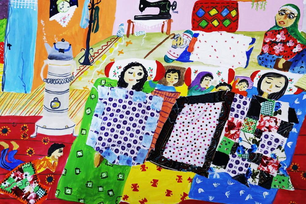 درخشش کودک اسفراینی در نمایشگاه بین المللی چین