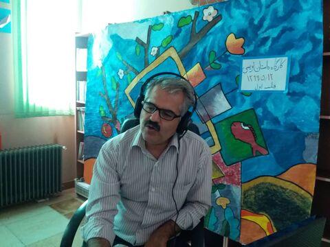 کارگاههای برخط(آنلاین) کانون استان کردستان به روایت تصویر