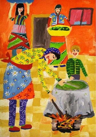"""Fatemeh Teymourpour"" 10, from Tabriz, East Azarbayjan Province"