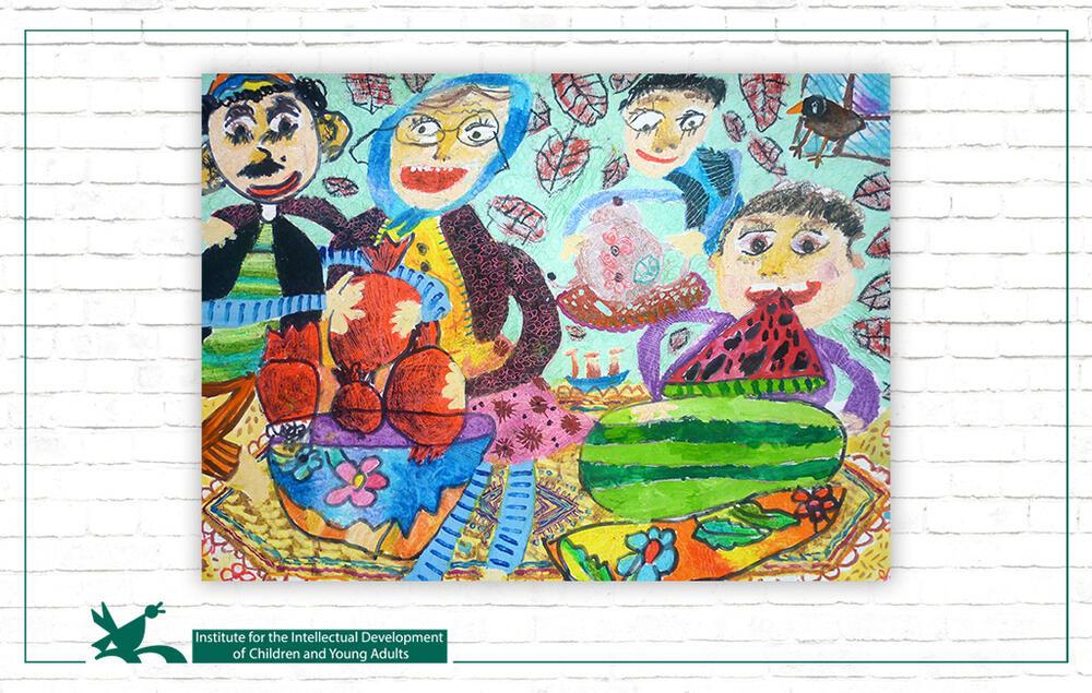 Iranian Children Success in Nova Zagora Painting Contest, Bulgaria