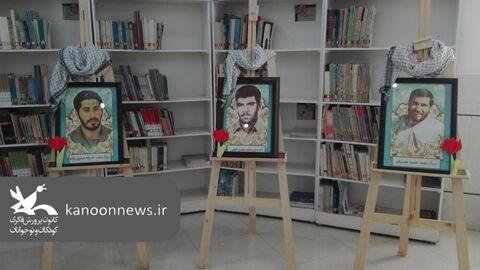 ویژهبرنامه «خاکریز ماه» در مجتمع فرهنگی هنری کانون اهواز