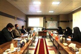 دومین جلسه کارگروه توسعه مدیریت کانون استان آذربایجان شرقی