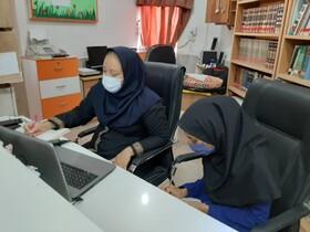 آموزش آفلاین مربیان کانون سراسر استان هرمزگان