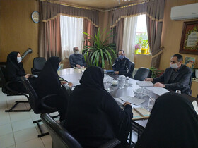 نشست شورای فرهنگی کانون استان اردبیل