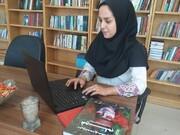 برگزاری دهمین نشست مجازی انجمن پویانمایی کانون قزوین