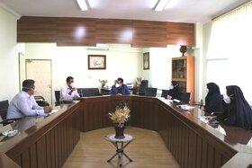 سومین جلسه کارگروه «مدیریت سبز» در کانون فارس برگزار شد