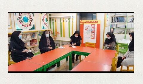 بازدید ازمرکز۱۱ فراگیر