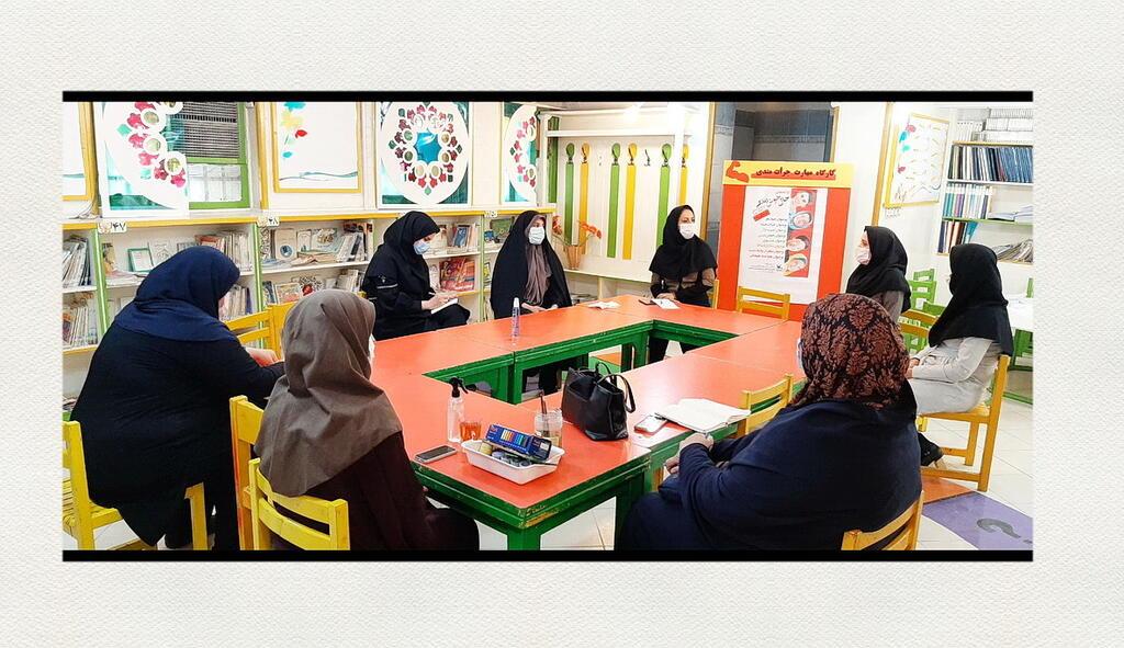 برگزاری دوره های آموزشی ویژه مربیان فراگیر با همکاری اداره آموزش و پرورش استثنایی شهر تهران