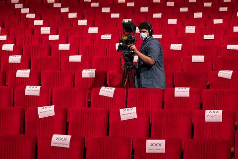 ضبط برنامه تلویزیونی کانون امید