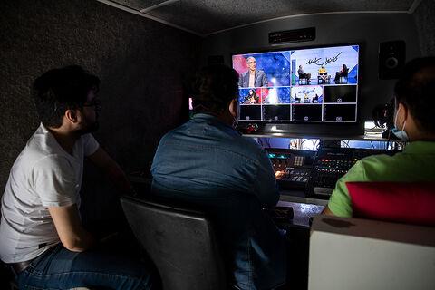 Recording Kanoon-Hope TV program
