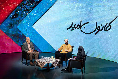 Recording Kanoon-Hope TV program