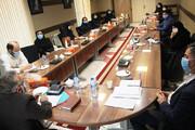 نشست هماهنگ مربیان کارگاههای تخصصی آنلاین استان آذربایجان شرقی