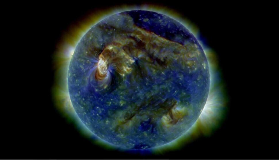 گزارش خبری معرفی منظومه شمسی
