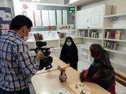 حضور مربیان کانون سنندج در برنامه کودک (په لکه زیرینه) شبکه کردستان