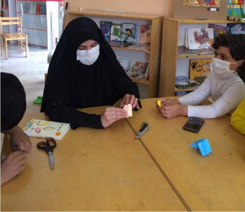 گزارش تصویر هفته ملی کودک