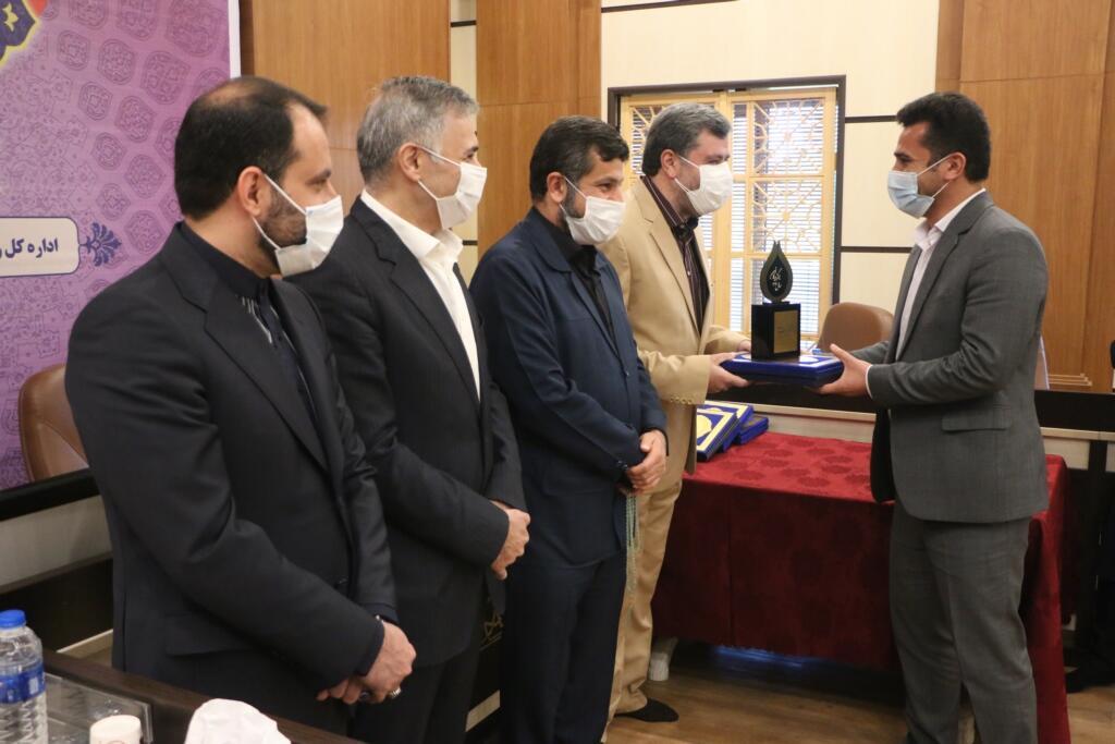 کانون خوزستان دو عنوان برتر جشنواره شهید رجایی را کسب کرد