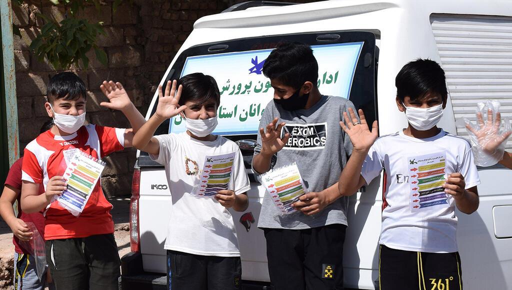 کانون لرستان در سومین روز هفته ملی کودک