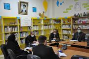 جلسه کارگروه پایش و ارزیابی مرجع ملی کنوانسیون حقوق کودک استان اردبیل