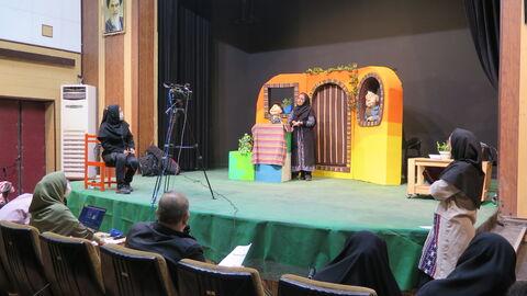 چند نما از نخستین برگزاری مجازی آیین روز جهانی کودک در کانون استان قزوین