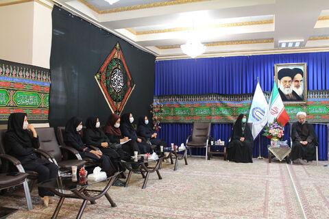 دیدار مدیرکل، کارکنان کانون استان کردستان با نماینده ولی فقیه در کردستان